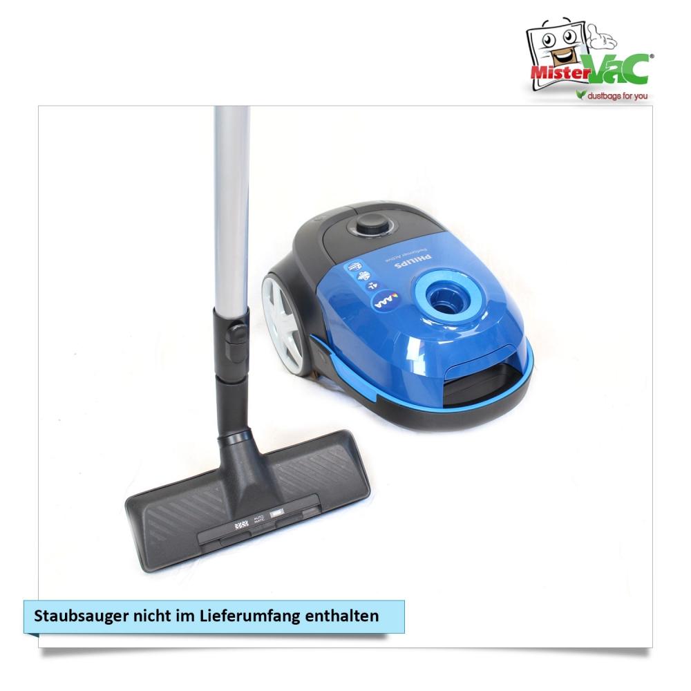 Bodendüse umschaltbar geeignet Philips FC8652//01 Performer Active