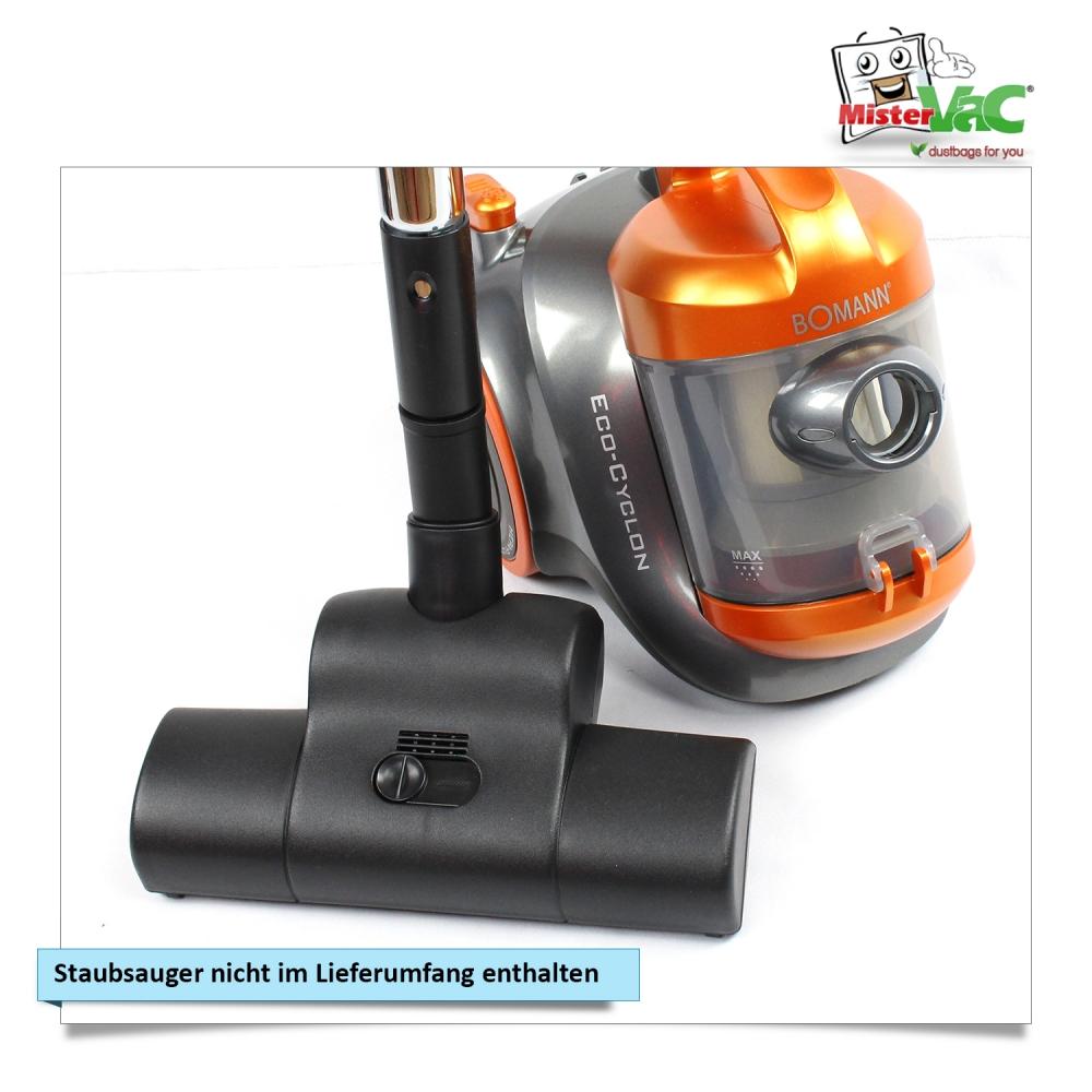 Bodendüse Turbodüse Turbobürste geeignet Bomann BS 9010 CB  Bodenstaubsauger