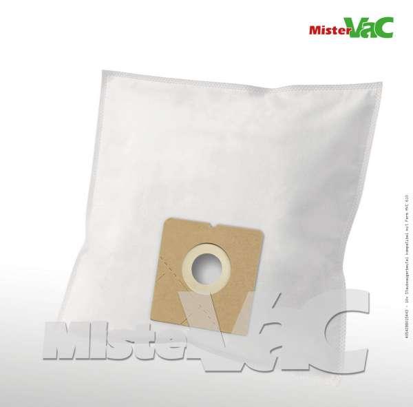 Staubsaugerbeutel kompatibel mit Ferm HVC 610 Bild: 1