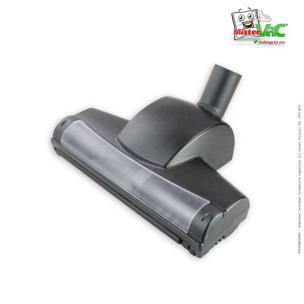 Bodendüse Turbodüse Turbobürste kompatibel mit Kynast Exclusiv 20L 1300 Watt