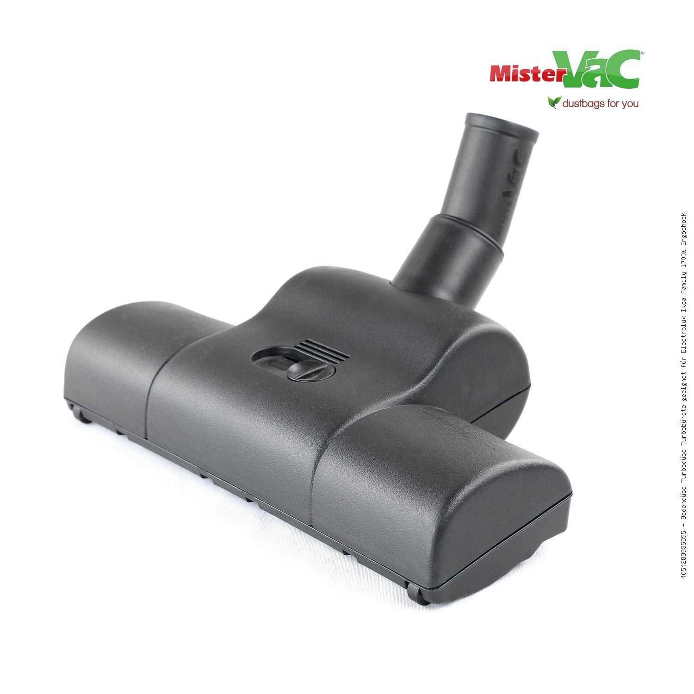 4 Staubsaugerbeutel geeignet passend für Electrolux Ikea Family 1700W ErgoShock
