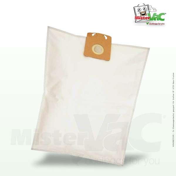 Staubsaugerbeutel geeignet für Grafner NT 10720 Nass-Trocken Bild: 1