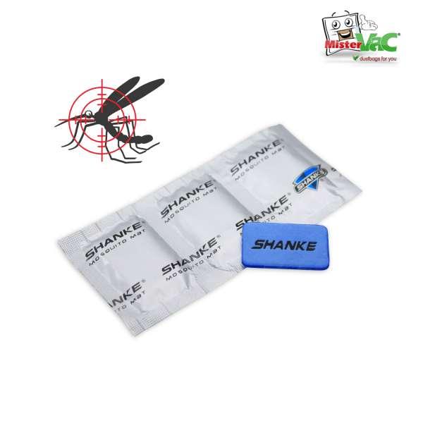 3 Anti Moskito Abwehr-Nachfülltabletten für MisterVac Mückenschutz Ventilatoren