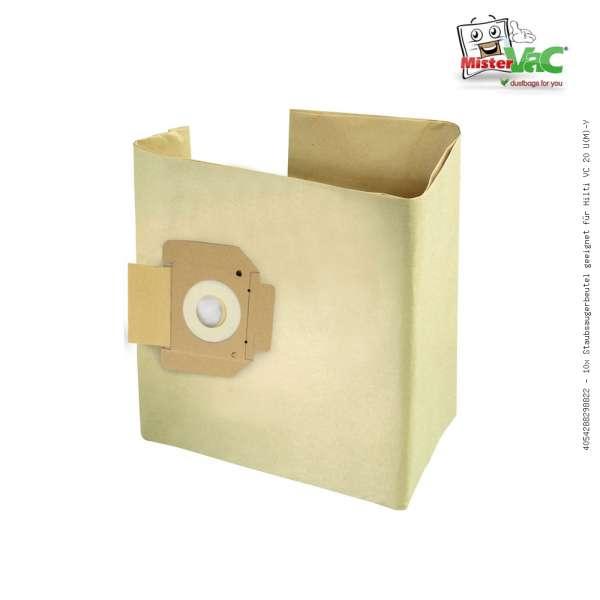 Staubsaugerbeutel geeignet für Hilti VC 20 U(M)-Y Bild: 1