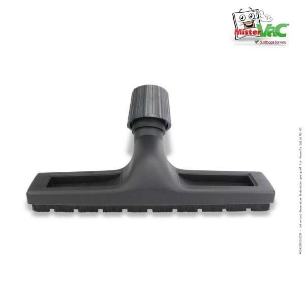 Universal-Besendüse Bodendüse geeignet für Rowenta Bully RU 05