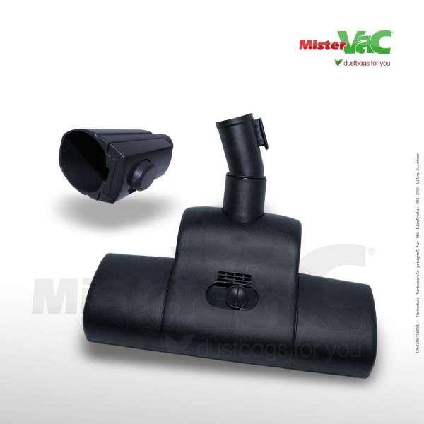Turbodüse Turbobürste geeignet für AEG-Electrolux AUS 3930 Ultra Silencer