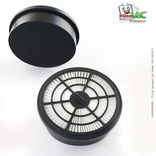 Filter geeignet für Sauber VCE-108276.9