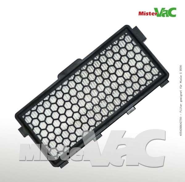 Filter geeignet für Miele S 8590