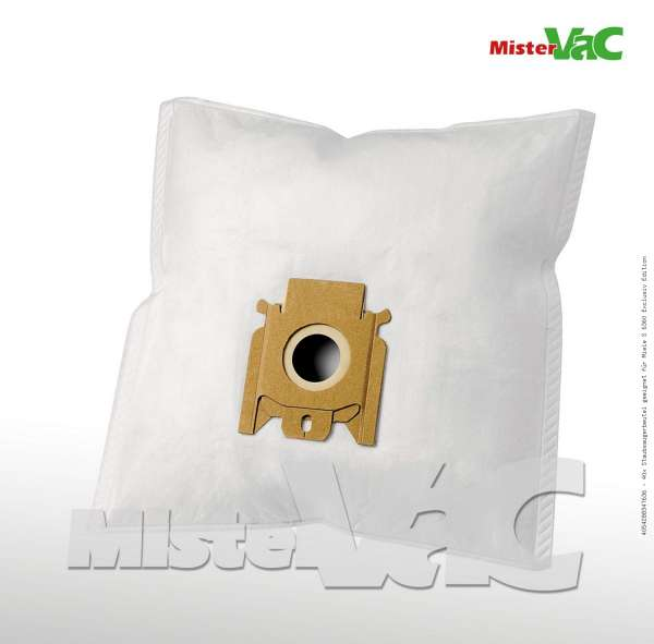 Staubsaugerbeutel geeignet für Miele S 6360 Exclusiv Edition Bild: 1