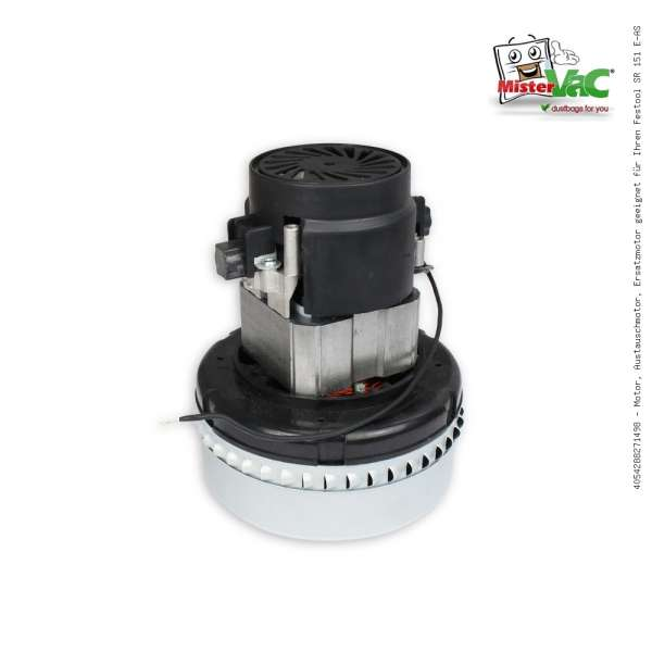 Motor, Austauschmotor, Ersatzmotor geeignet für Ihren Festool SR 151 E-AS