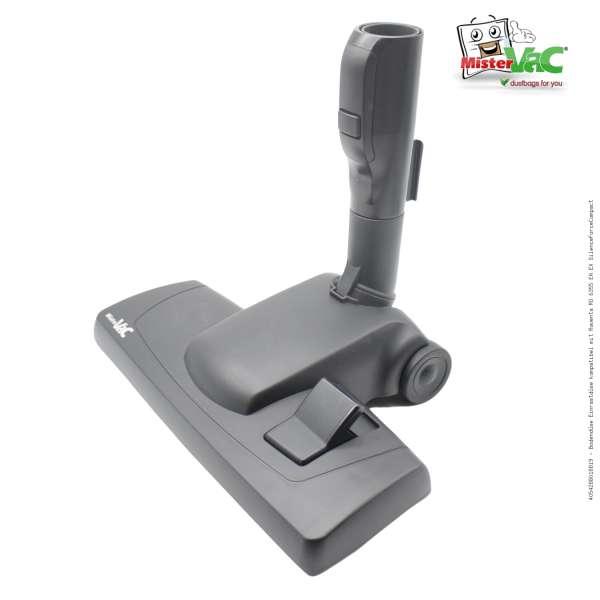 Bodendüse Einrastdüse kompatibel mit Rowenta RO 6355 EA EX SilenceForceCompact