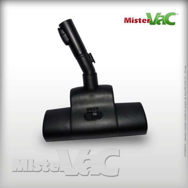 Bodendüse Turbodüse Turbobürste geeignet für Bosch BSG 61700 /01 - /03 Logo