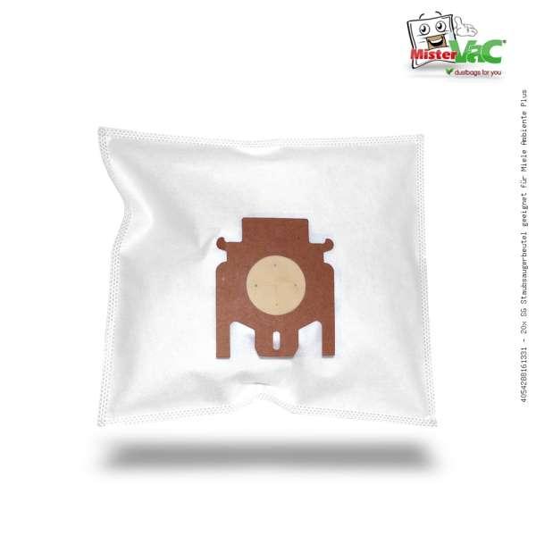 Staubsaugerbeutel geeignet für Miele Ambiente Plus Bild: 1