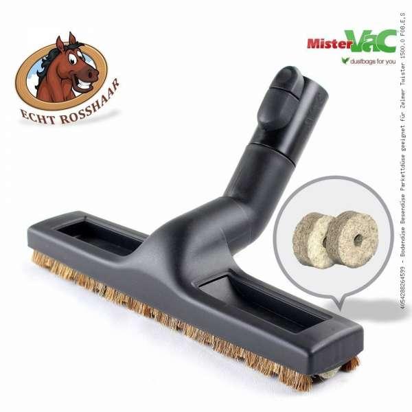 Bodendüse Besendüse Parkettdüse geeignet für Zelmer Twister 1500.0 F08.E,S