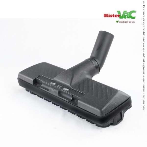 Automatikdüse- Bodendüse geeignet für Moulinex Compact 1350 electronic Typ W4