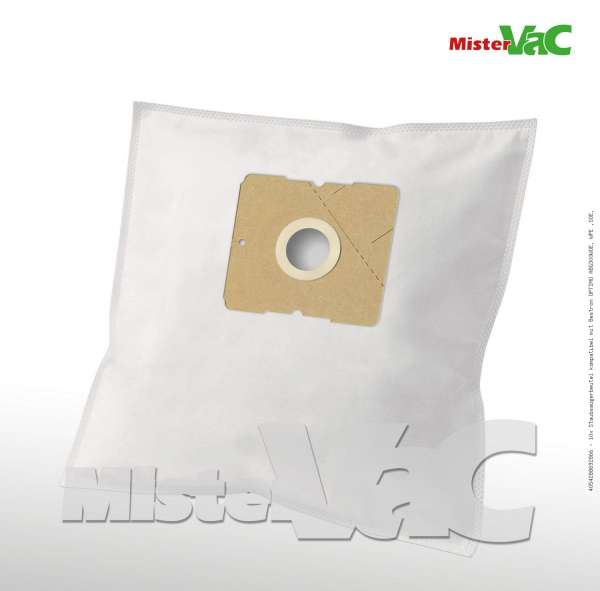 Staubsaugerbeutel kompatibel mit Bestron OPTIMO ABG300WOE, WPE ,SOE, Bild: 1