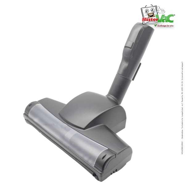 Bodendüse Turbobürste kompatibel mit Rowenta RO 6355 EA EX SilenceForceCompact