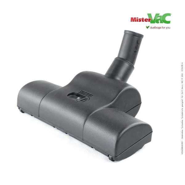 Bodendüse Turbodüse Turbobürste geeignet für Dirt Devil RAI M 1800 VC9109E-6