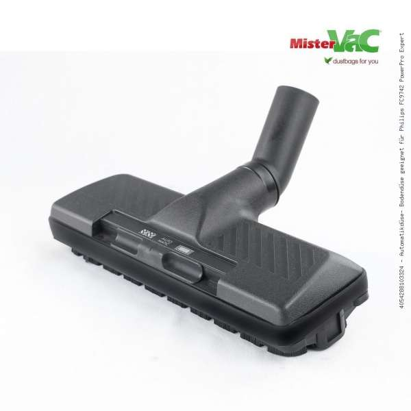 Automatikdüse- Bodendüse geeignet für Philips FC9742 PowerPro Expert