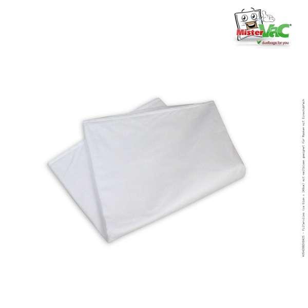 Filtervlies (ca 61cm x 148cm) mit meltblown geeignet für Masken mit Einschubfach