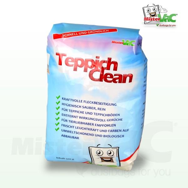 TeppichClean Teppichreinigungspulver 500g