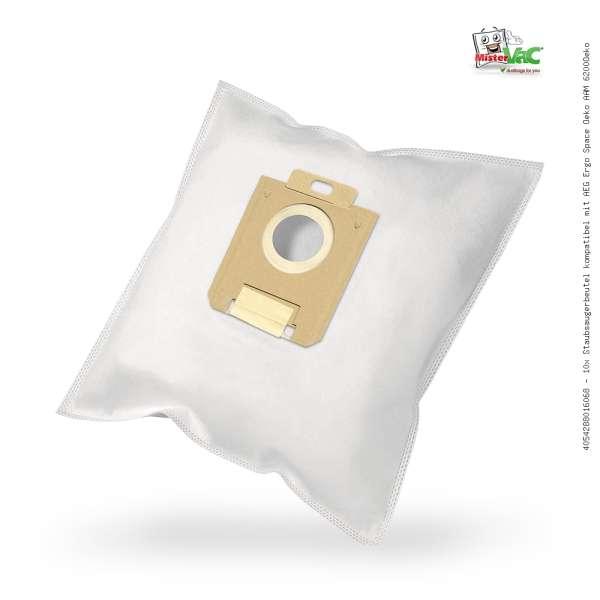Staubsaugerbeutel kompatibel mit AEG Ergo Space Oeko AAM 6200Oeko Bild: 1