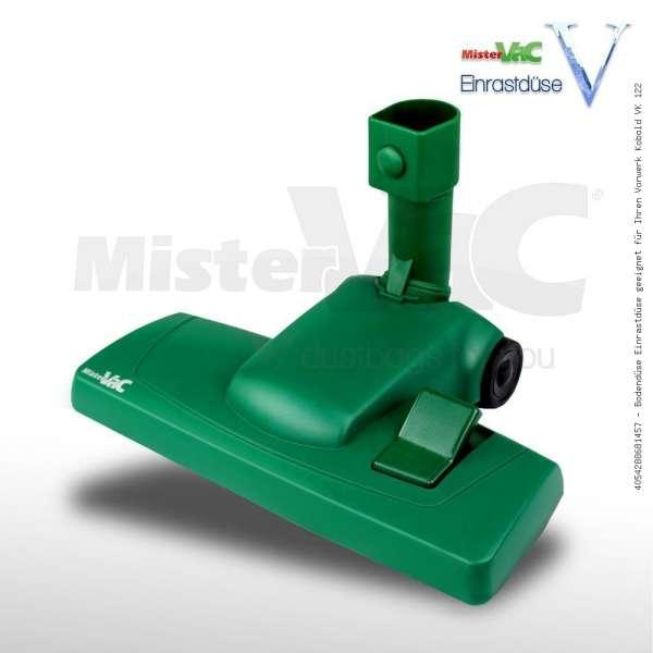Bodendüse Einrastdüse geeignet für Ihren Vorwerk Kobold VK 122