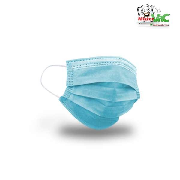 MisterVac Einweg Gesichtsmaske FFP2, 3-Lagig - 10er Pack
