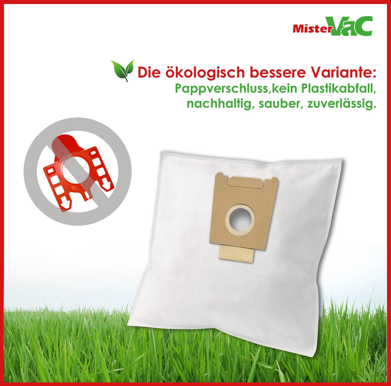 10 Staubsaugerbeutel für Bosch BBS 6310-6399