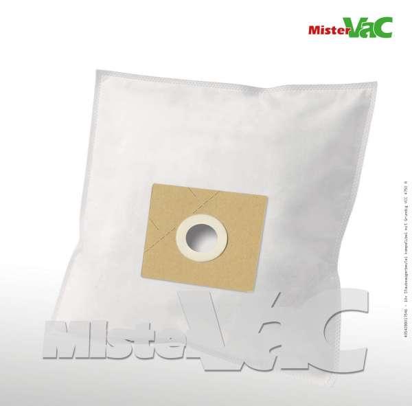 Staubsaugerbeutel kompatibel mit Grundig VCC 4750 A Bild: 1