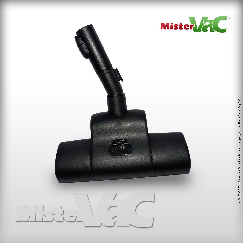 Bodendüse für Miele Cat /& Dog TT 5000 S5261 TURBO 5000 S5261