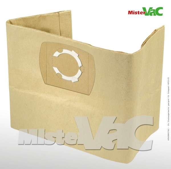 Staubsaugerbeutel geeignet für Scheppach ASP20-ES Bild: 1