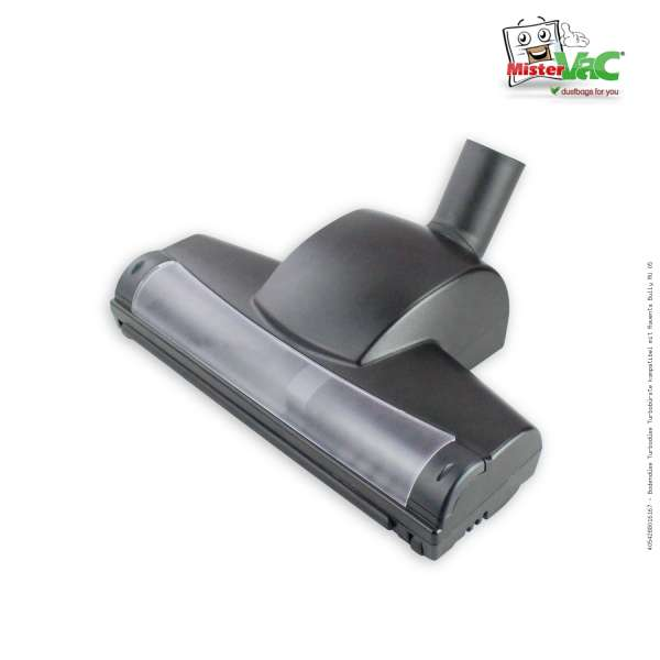 Bodendüse Turbodüse Turbobürste kompatibel mit Rowenta Bully RU 05