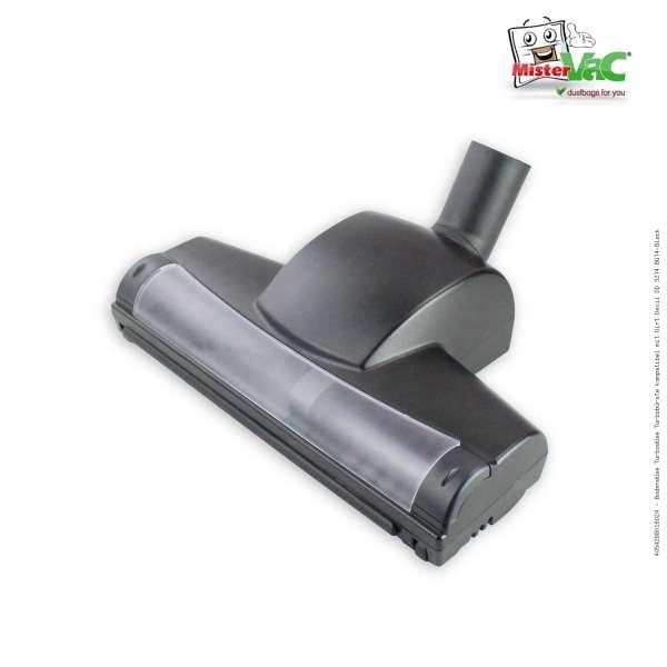 Bodendüse Turbodüse Turbobürste kompatibel mit Dirt Devil DD 3274 BG74-Black