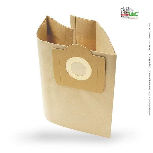 Staubsaugerbeutel kompatibel mit Aqua Vac Domestica 960 Bild: 1