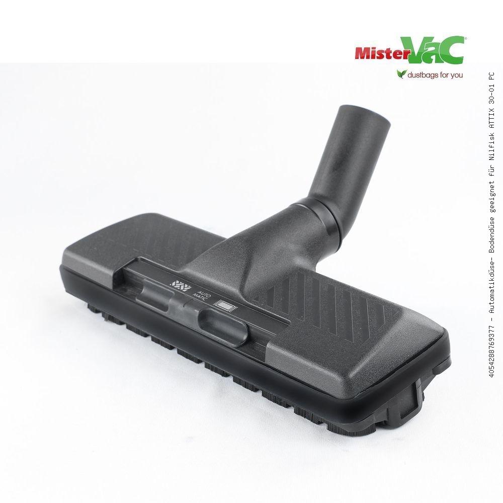 Bodendüse Besendüse Parkettdüse geeignet Nilfisk ATTIX 30-01 PC