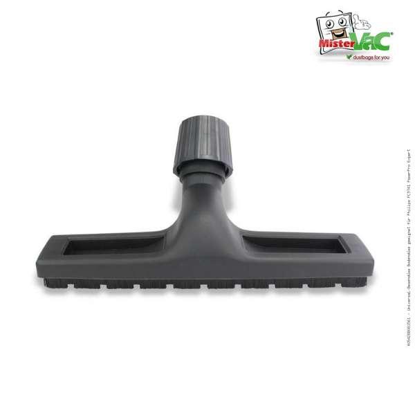 Universal-Besendüse Bodendüse geeignet für Philips FC9741 PowerPro Expert