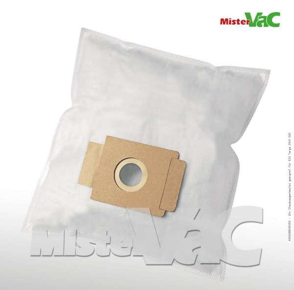 20 sacs pour aspirateur convient pour EIO Targa Duo et Targa Basic-Made in Germany