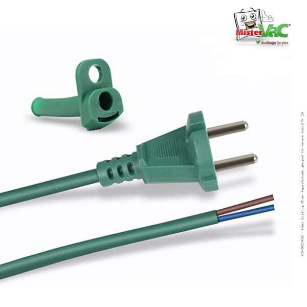 Kabel Zuleitung Strom- Reparaturkabel geeignet für Vorwerk Kobold VK 120