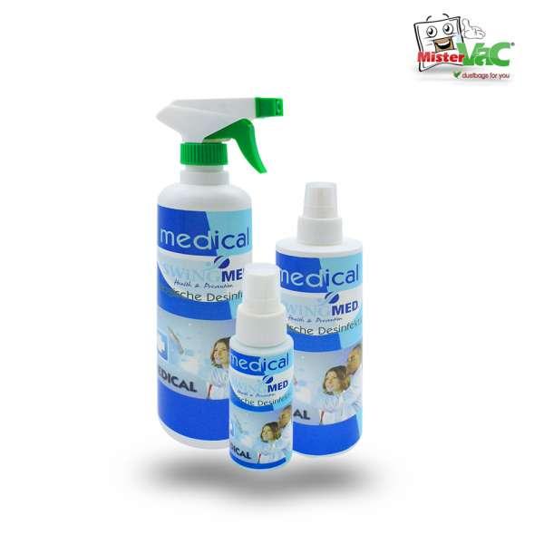 Vorteilspack - Desinfektionsmittel Händedesinfektionsmittel Hand Schnelldesinfektion -Set