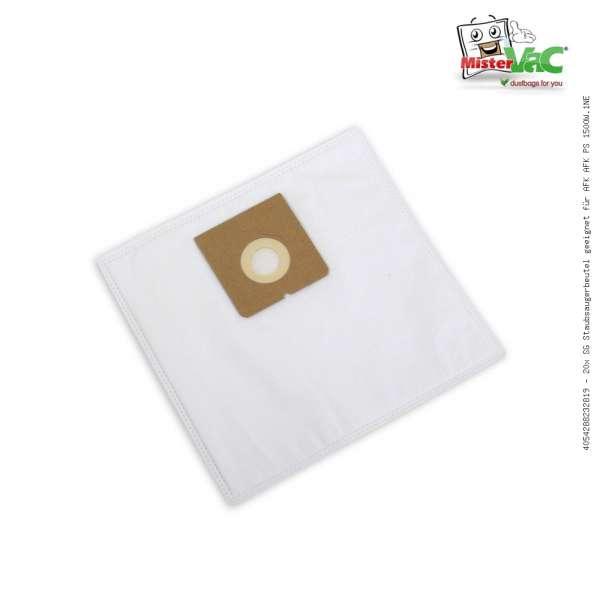 Staubsaugerbeutel geeignet für AFK AFK PS 1500W.1NE Bild: 1