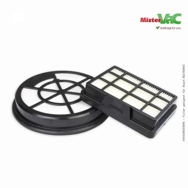 Filter geeignet für Bosch BGC05AAA2