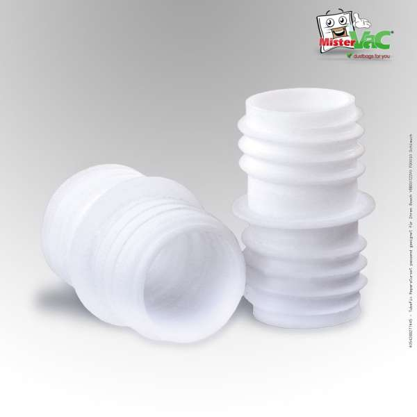 TubeFix Reparaturset passend geeignet für Ihren Bosch VBBS07Z2V0 FD0010 Schlauch