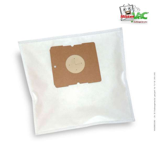 Staubsaugerbeutel geeignet für Fif BS 1400-1402 Bild: 1