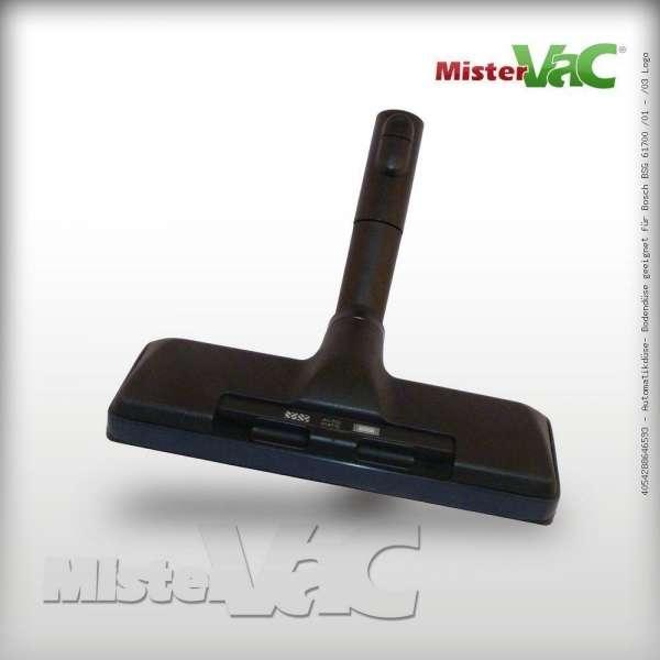 Automatikdüse- Bodendüse geeignet für Bosch BSG 61700 /01 - /03 Logo